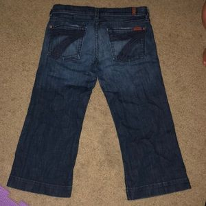Seven jeans size 27. Never worn